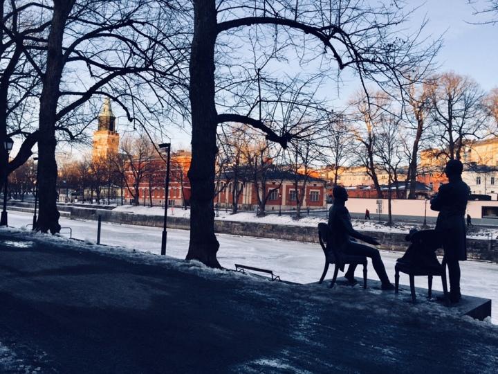 Åbo, Smör ochPiaf